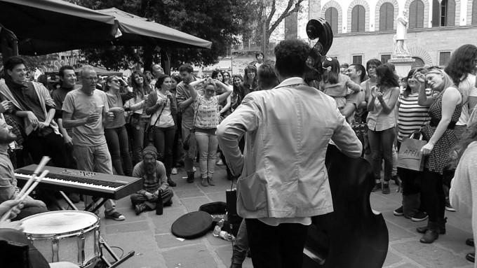 Koncert na ulici
