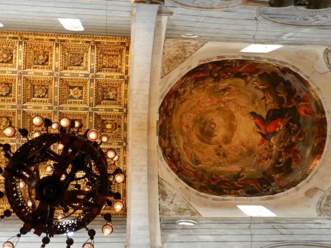 Notranjost katedrale Pisa