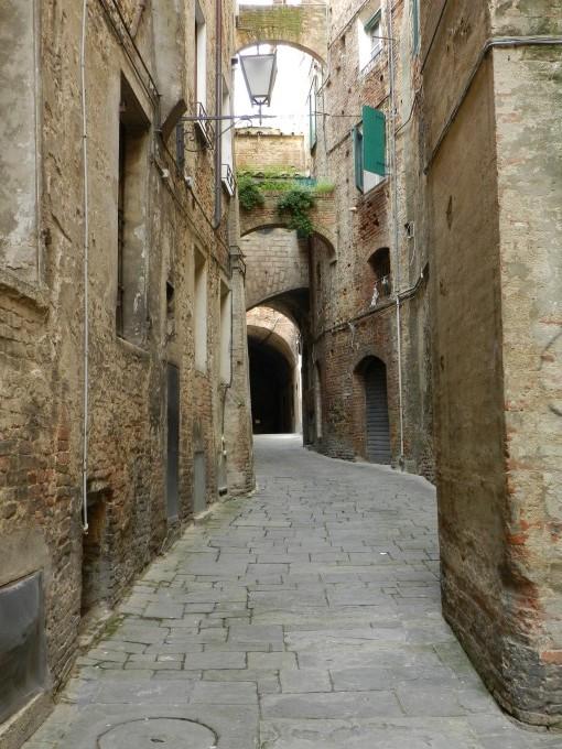 Sienske ulice