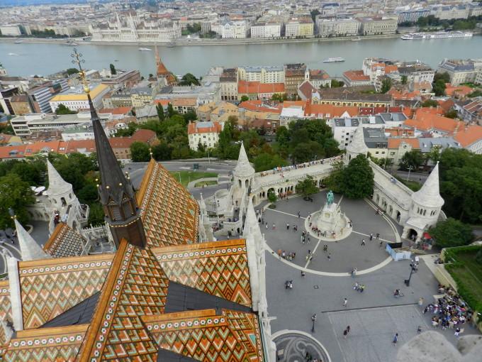 Razgled na Budimpešto