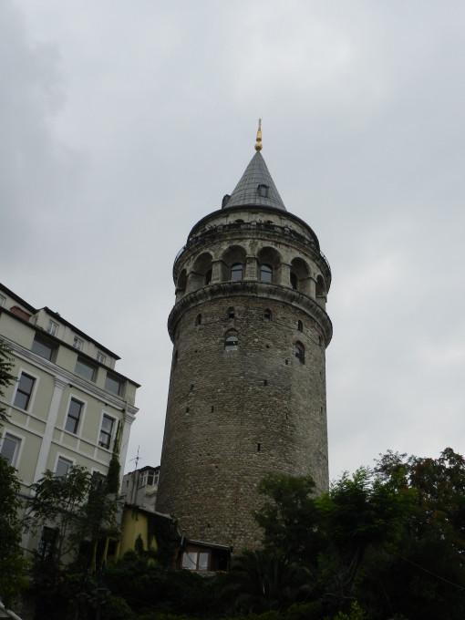 Srednjeveški stolp Galata