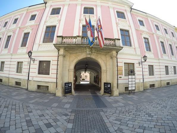 Palača Varaždiske župnije
