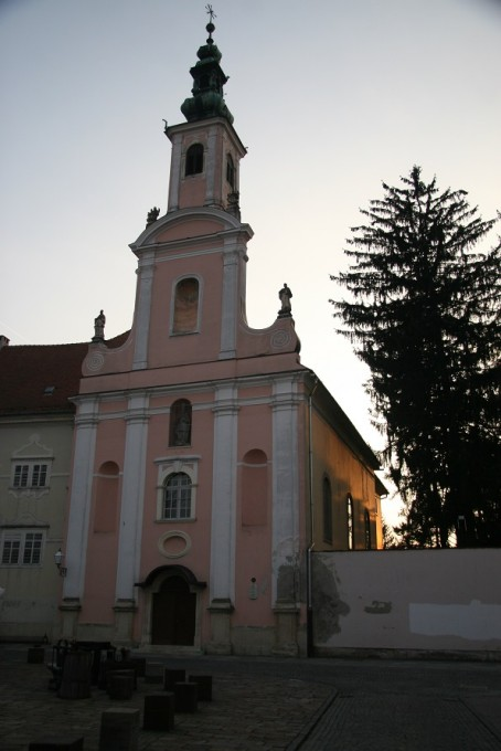 Uršulinska cerkev