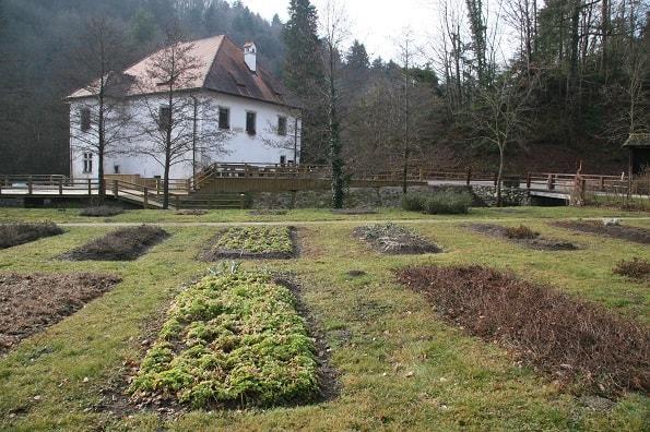 Vrtovi pred Žičko kartuzijo