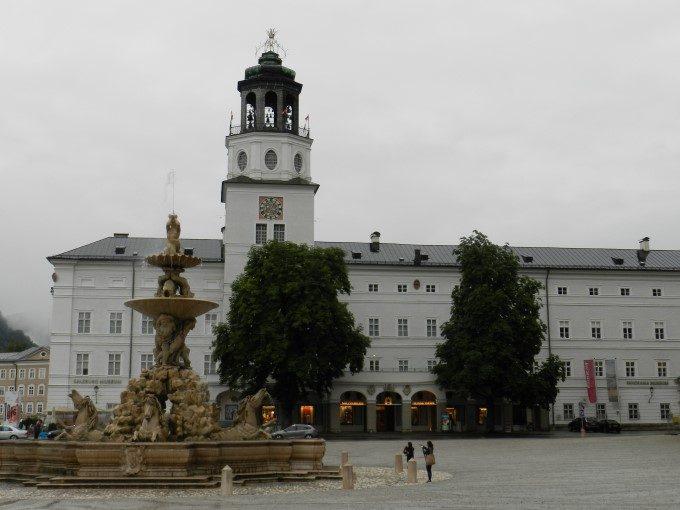 Salzburška katedrala